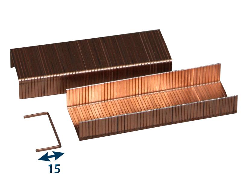 Spona do sešívačky JK 561-15 (OEM - balení po 4680ks) - 2