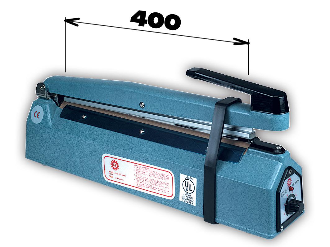 Svářečka KF 400 H - šíře čelisti 400mm