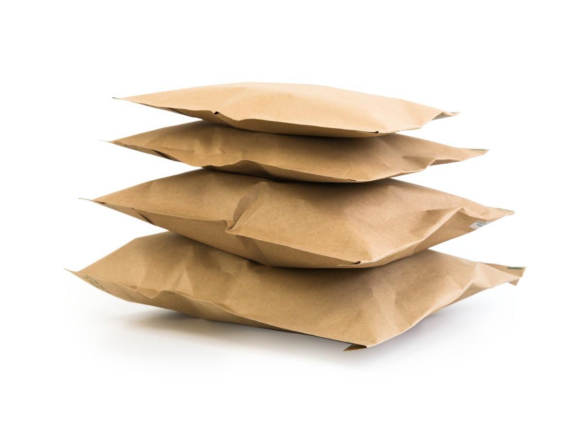 Papírové obálky s potiskem